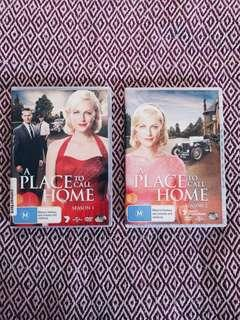 A Place to Call Home (Season 1 - 2)