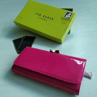 Authentic Ted Baker Wallet / Purse