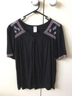 Kmart black top