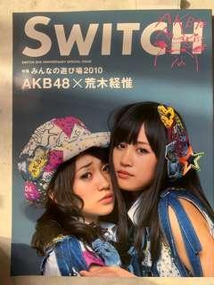AKB48 Switch 神七