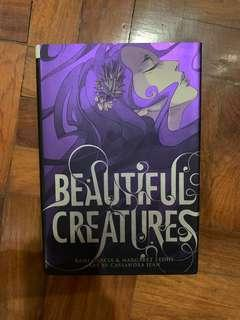 Beautiful Creatures Graphic Novel by Kami Garcia
