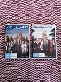 Downton Abbey (Season 1 & 4)