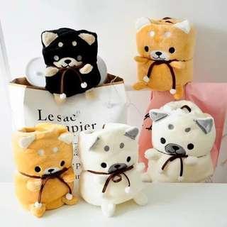 Animal Blanket (Shiba Inu)