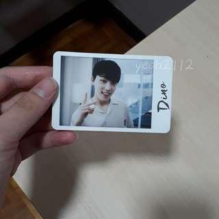 Seventeen A 1 4th mini album phorocard