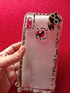 case blink cat vivo v11 cute