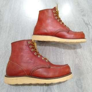 Red Wing Shoes Irish setter