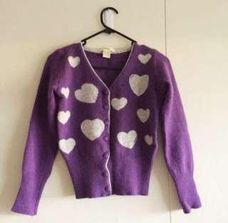 Vintage cute jumper