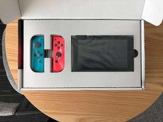 Nintendo Switch Brand New Local Set