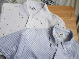 UNIQLO Polo Shirt Pack