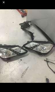 E250 w212 advantgrade intelligent lights (right side)