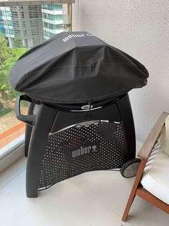 Weber Grill Q2000 Series + Stand