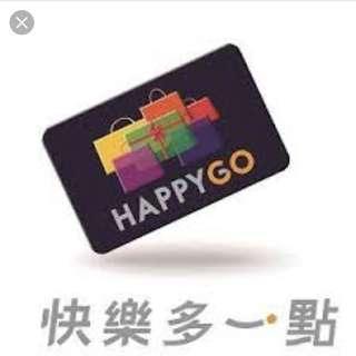 🚚 Happygo 50點 $25/組