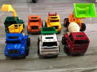 Bundle Sales For Toy Cars