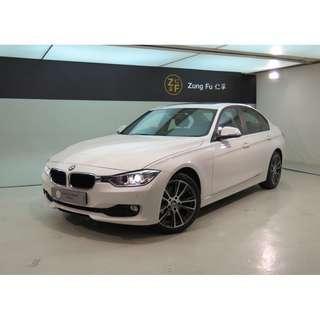 BMW 320IA Saloon Efficient Dynamics 2014'