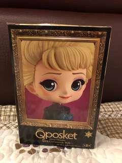 Qposket冰雪女王Elsa