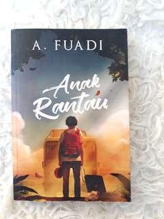Anak Rantau oleh A. Fuadi