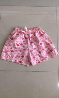 Celana tidur Flamingo