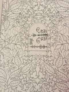 Secret Garden Artist Edition colour and frame #MFEB20