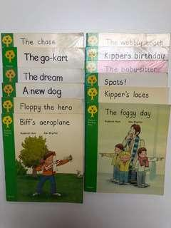 Oxford Reading Tree Stage 2 Kippers (12 Books)