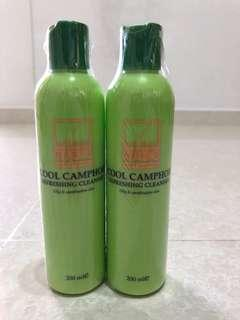🚚 Niks Cool Camphor Refreshing Cleanser