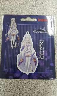 🚚 貨到付款【現貨】Re:從零開始的異世界生活愛金卡 艾蜜莉亞icash2.0 Emilia愛蜜莉雅軋型款愛金卡
