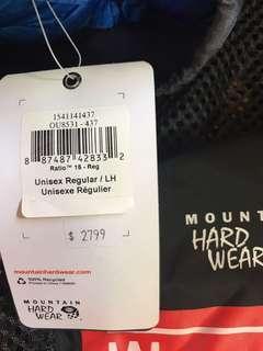 hardwear ratio 15羽絨睡袋