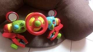 Mainan Setir ELC Preloved