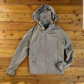 Jacket Kanvas uniqlo big size