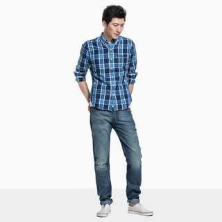 Levi's 501系列 中直筒水洗牛仔褲 00501-1734 全新 W29 Levis185 原價3980