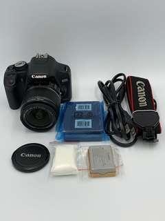 🚚 佳能 Canon 500D 18-55mm 單眼相機 DSLR 二手