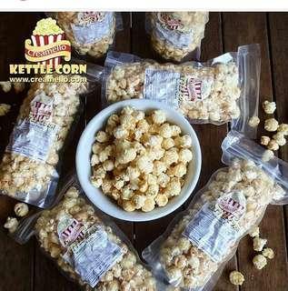 Rasya Creamello kettle corn (pop corn)