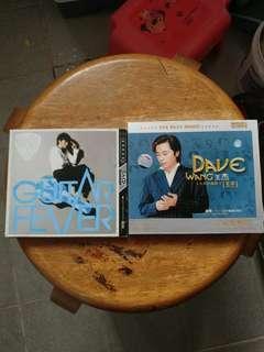王傑及古巨基音樂cd