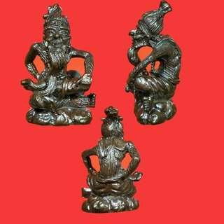 Thai Amulet - Baramee Phor Gae Lesri of LP Kloy
