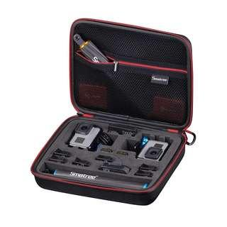🚚 Smatree Carrying Case for GoPro Hero 7/6/5/4/3+/3/ GoPro Hero 2018 (Cameras and Accessories NOT Included)