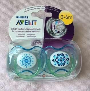 Avent Philips Soother Pacifier #MFEB20