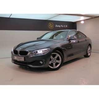 BMW 420IA Gran Coupe 2014/15'