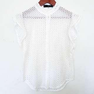 M.A.M Embroidery Top