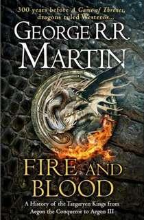 Fire and Blood by George RR Martin