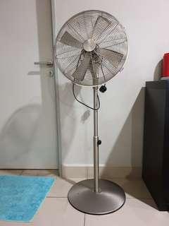 Houm M12 Stand Fan 4 Blades 12-Inch 3 M Series Metal