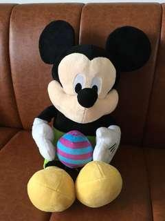 Mickey Mouse soft toy 公仔 身長50cm