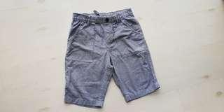 Boys Uniqlo bermudas easy shorts