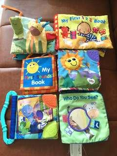 BB布書 baby clothes books