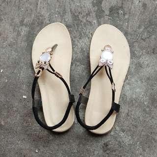 Sandal Jepit Selop Simpel