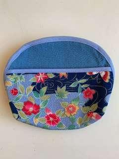 🚚 日式花紋收納包