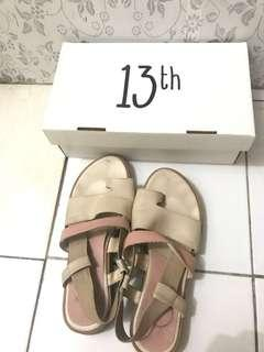 """13thShoes """"STACEY CREAM"""""""