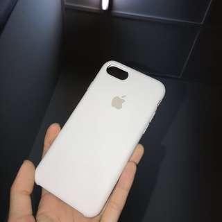 Original Apple Store iPhone 7 Silicon Phone Case