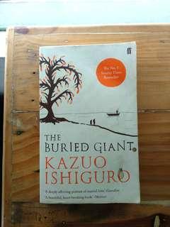 The Buried Giant-Kazuo Ishiguro