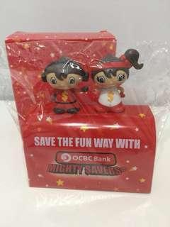 OCBC Mighty Saver Piggy Bank