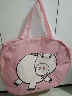 #MakeSpaceForLove Disney Pinky Piggy Large Size Handbag