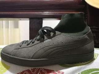 Puma Classic Suede Sock Sneakers